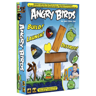 ���� ����������  Mattel Angry Birds 2793W