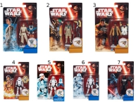 ������� Hasbro STAR WARS 9,5 �� (������ � �������/ ������� ������) � ������������ B3963H