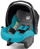Автокресло Peg-Perego Primo Viaggio SL Tri-Fix, Bloom Scuba (голуб)