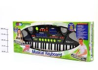 Музыкальный инструмент SS Music Синтезатор Musical Keyboard, 49клавиш 77042B Б49048