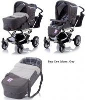 Коляска Baby Care Eclipse Grey