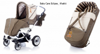 Коляска Baby Care Eclipse Khakki