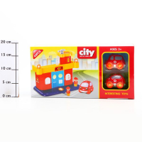 Игровой трек City Rescue Series 44 дет. FJ-6038K Г50602