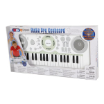 Музыкальный инструмент SS Music Синтезатор Audio Pro Keyboard, 37клавиш 77204 Б49050