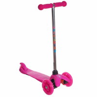 Самосвал М-Пластика MARS KIDS MINI LIGHT, темно-розовый SKL-06A-100