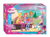 Пазлы  Step Puzzle 35 Winx 91123