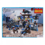 Конструктор Cogo Castle 3220 BOX Г62584