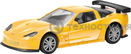 ������� ������������� RMZ City �1:64 Chevrolet Corvette C6.R, 344005. �55853