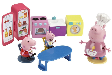 "������� �����  Toy Options(Far East)  Limited PEPPA PIG. ""����� �����"" (�������� ������ � �������, 3 �������) 15560"