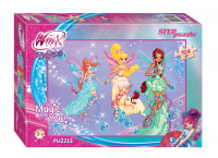 Пазлы  Step Puzzle 104 Winx 82124
