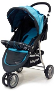 Коляска Baby Care Jogger Lite, (Blue)