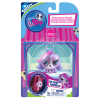 Брелок- фонарик Tech4kids  Littlest Pet Shop. Зои Трент 39623-0000012-00/39620-0000012
