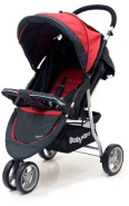 Коляска Baby Care Jogger Lite, (Red)