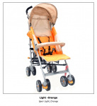 Коляска Baby Care Polo 107 Light Orange