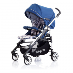 Коляска Baby Care GT4 Blue