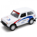 Welly ������ ������ 1:34-39 LADA 4x4 Rally 42386RY