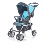 Коляска Baby Care Voyager U-225 Blue