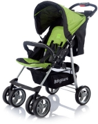 Коляска Baby Care Voyager U-225 Green