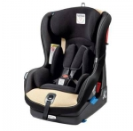 Автокресло Peg-Perego Viaggio SWITCHABLE (0-18 кг) SAND (черн/беж)