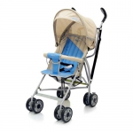 Коляска Baby Care Hola (Light Grey/Blue)