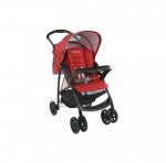 Коляска Graco прогулочная Mirage + W Parent tray and boot, (Chilli)