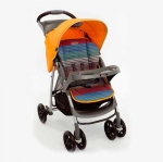 Коляска Graco прогулочная Mirage + W Parent tray and boot, (Jaffa stripe)