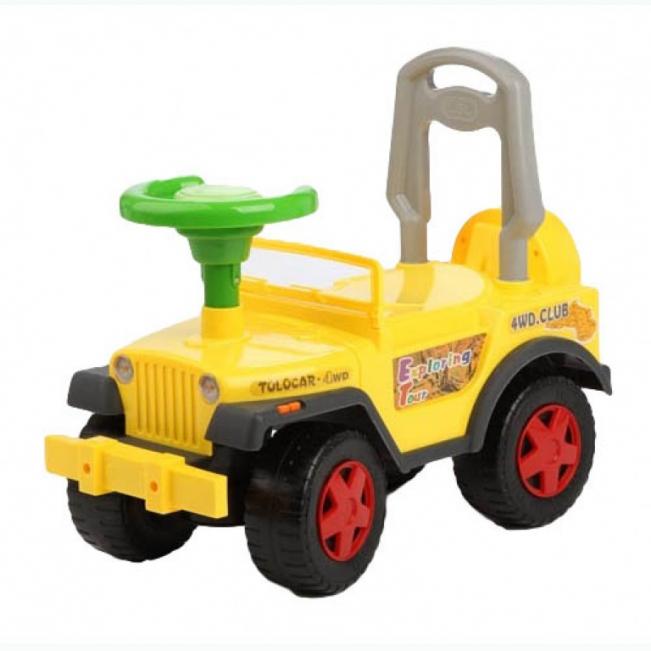 ������� Tolocar 608 Yellow
