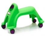 Каталка ToyMonster Smiley Neon Whirlee (Green)