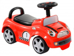 Каталка Ningbo Prince Toys Mini Red 536