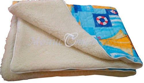 Одеяло детское Монис-Стиль от Tehnostudio