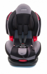 Автокресло Leader Kids Cocoon Isofix (Кокон) серый 462