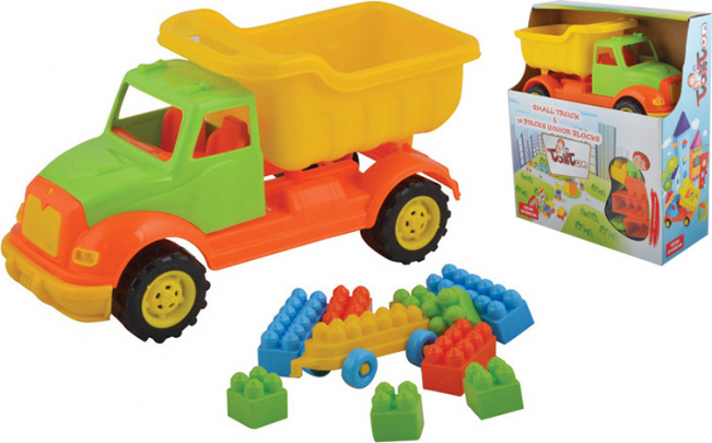 ��������� Ucar Oyuncak - Ucar Oyuncak���������<br>UCAR OYUNCAK �/������ TONTON SMALL TRUCK+ ����������� �������: 3+<br><br>������� �����: ���
