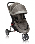 Коляска Baby Jogger City Mini Single песочно-серый ВО11257