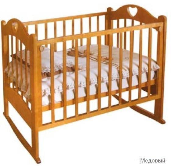 Кроватка Красная звезда (Можга)