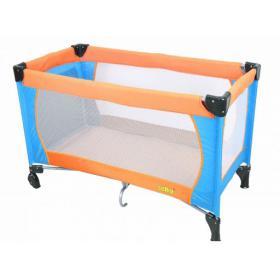 Selby 211 голубой с оранжевым 827382
