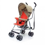 Коляска Baby Care Vento Dark grey red