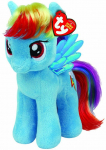 TY My Little Pony. Пони Rainbow Dash 20,32см 41005
