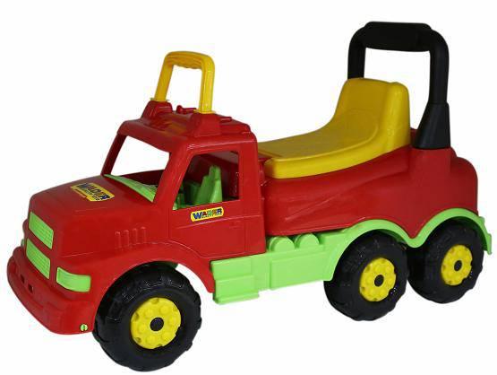 Полесье Автомобиль Буран №1 (красная) П-43634