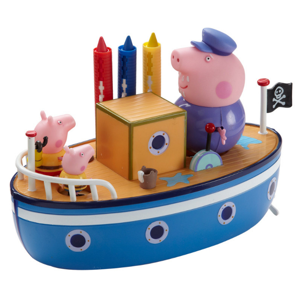 """������� ����� Toy Options(Far East) Limited Peppa Pig. """"������� �����������"""" (�����, 3 �������) 15558"""