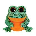 TY Beanie Boo's. ������� Frog, 15,24�� 36123