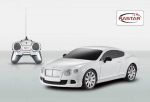 Rastar 1:24 Bentley Continental GT speed 48600