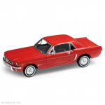 Welly 1:24 Ford Mustang 1964 22451W