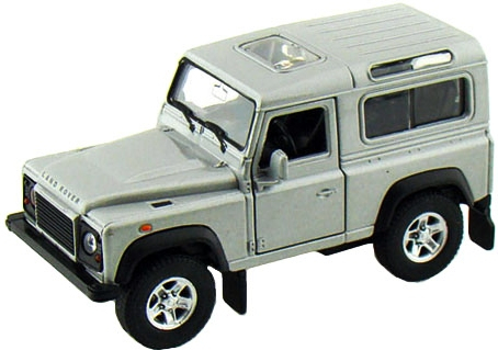 ������� ������������� Welly 1:34-39 Land Rover Defender 42392W