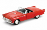 Welly 1:34-39 винтажная Ford Thunderbird 1955 42366W