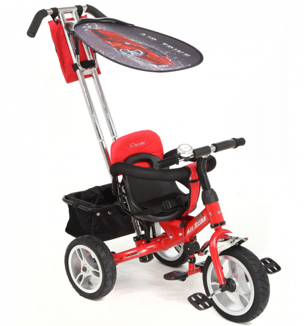 ���������� �� ������ ���������� Capella Racer Trike Grand