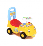 Каталка Leader Kids 3341 YELLOW+BLUE