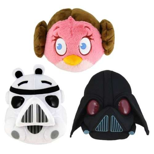 ������ ������� Angry Birds Star Wars 27��, ��� �����, � ������������ 94065