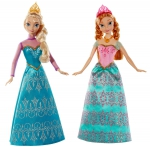 Mattel Disney Princess.  ���� � ����� 25,4 x 6,4 x 32,4 �� BDK37