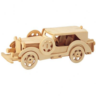 Wooden Toys Форд 4пласт. P014