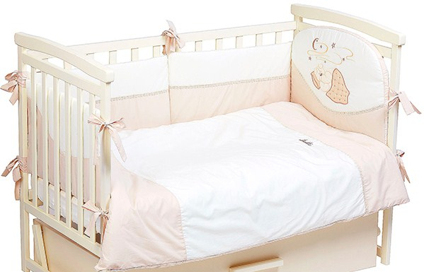 Комплект в кроватку Putti